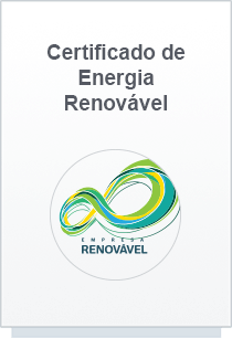 Certificado energia renovavel